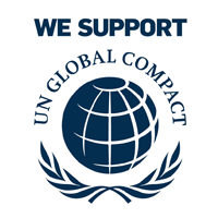 Supporting UN Global Compact