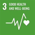 3 GOOD HEALTH AND WELL-BEING