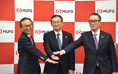Change of MUFG Bank's Corporate Exectives
