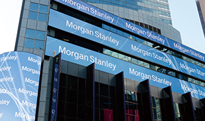 Strategic alliance with Morgan Stanley